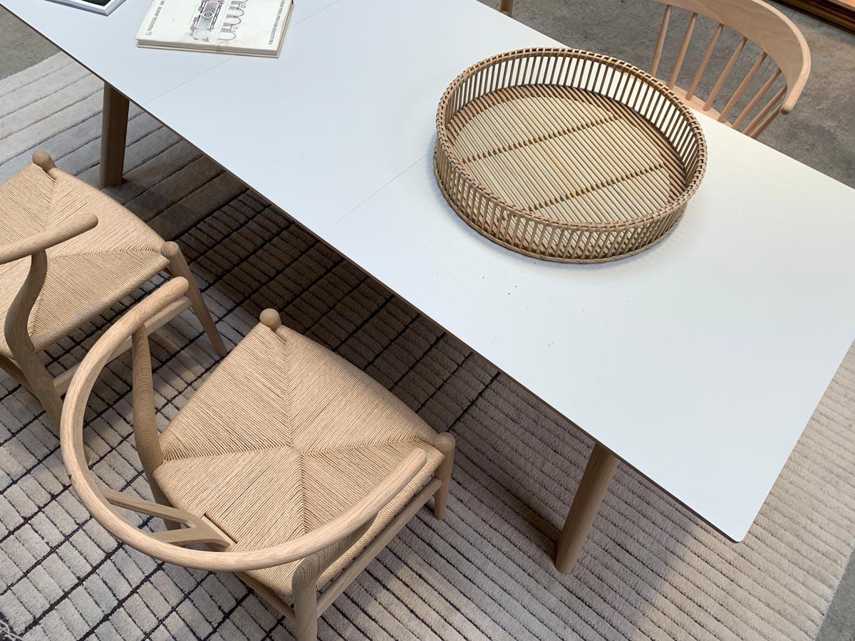 tavolo extendable table di Hay