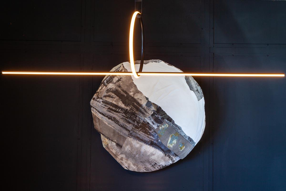 lampada arrangements flos