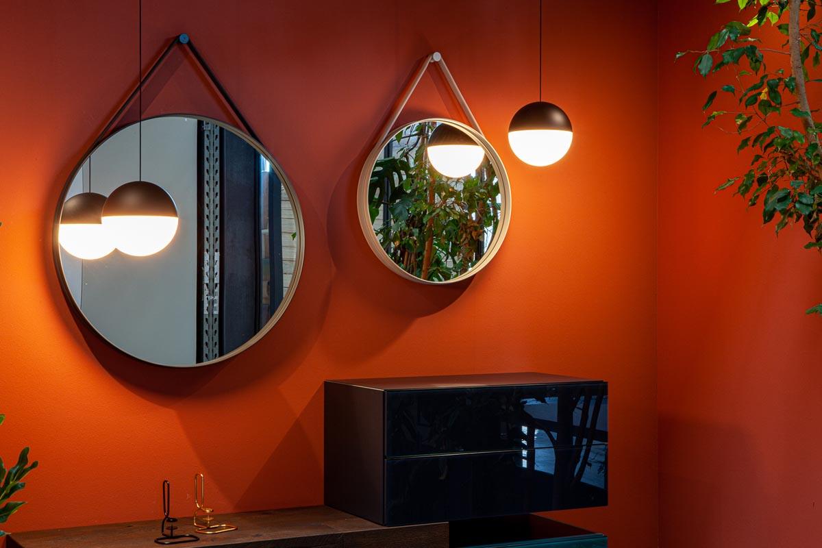 Specchio Strap mirror Hay